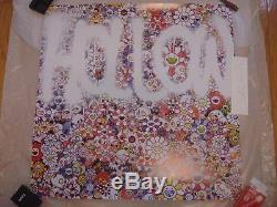 2015 Takashi Murakami Complexcon Fleur Hollow Imprimer Signé Edt 180 De 300 27x27