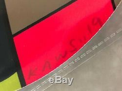 2019 Kaws Brooklyn Museum Family Day Sérigraphie Rare Ap Original Signé