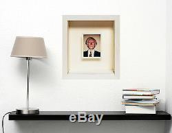 Andy Warhol Polaroid Autoportrait Polaroïd Original Encadré Gallart