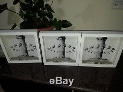 Banksy Box Set Muré Off Hôtel