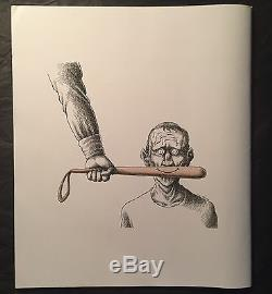 Banksy Dismaland Print Book Cauty Épuisé Épuisé Pomet Kaws Obey Faile