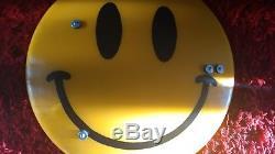 Banksy Dismaland Smiley Riot Shield DL 1 Ltd Édition De 60 James Cauty