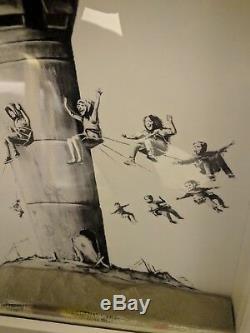 Banksy Muré Hôtel Box Set