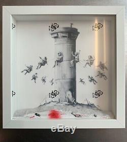 Banksy Muré Hôtel Box Set, Ikea Édition, Réception, Extras, Lettre, Savon