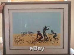 Banksy Original Trolleys D'achat