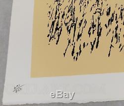 Banksy Trolleys 2007 Imprimé Signé Lutte Antiparasitaire Autres Dispo Gallart