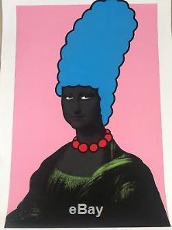 Black Mona Simpson Nick Walker Édition De 70