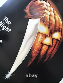 Bob Gleason Halloween Signé #1/175 Foil Print Movie Poster Jason Edmiston Mondo