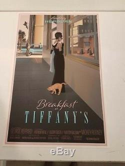 Breakfast At Tiffany Par Laurent Durieux