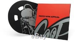 Coop Parts With Appeal Série De 6 Gravures Page D'authenticité Signée Ltd 500 Edt