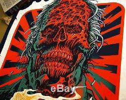 Creepshow Mondo Poster Par Gary Pullin # 162/275