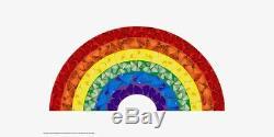 Damien Hirst Papillon Rainbow Heart Limited Edition Création D'impression D'art Petit