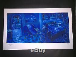 David Welker Rift Art Giclee De Prospectus Signé Phish Mint
