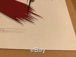 Dface Union Jacked Édition Limitée Art Nouveau Signée Et Numérotée / Reste