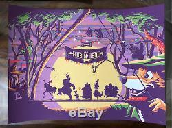 Florey Oo De Lally Disney Robin Hood Imprimer XX / 73