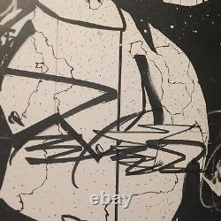 Futura L'année Du Ramm (première Édition) Imprimé Signé