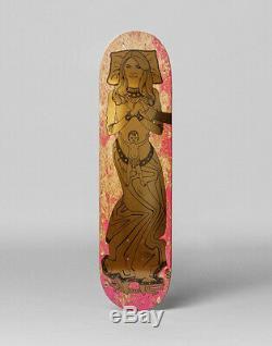 Grayson Perry Rare Kateboard Skateboards Limited Edition De 999