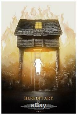 Greg Ruth Hereditaire Mondo Poster Limited Edition De 300