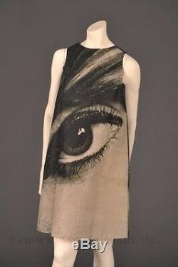Harry Gordon Mystic Eye Cru Robe Affiche Mod Collection Petit New Vtg Retro