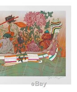 James Jean Passage XX / 50 Avant Arte Signé Numéroté Mint Pas Banksy Kaws