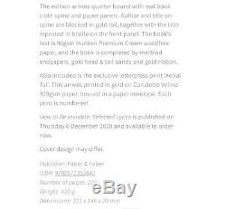 Kate Bush Comment Être Invisible Special Deluxe Edition Signé / Numéroté + Ltd Imprimer