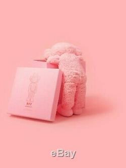 Kaws Bff Plush Pink Est Livré Avec La Confirmation De Commande