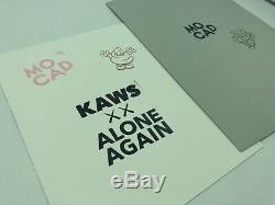 Kaws Encore Une Fois, Édition Limitée Signée Mocad, 2019. Pas De Réserve.