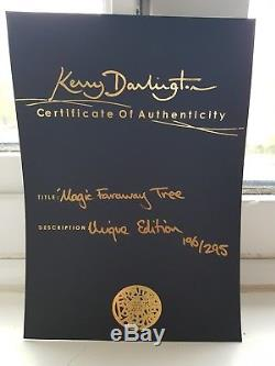 Kerry Darlington The Magic Faraway Tree Édition Limitée