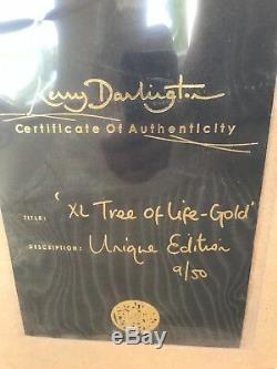 Kerry Darlington XL Arbre De Vie Édition Limitée Gold Edition - Vendu En Magasins