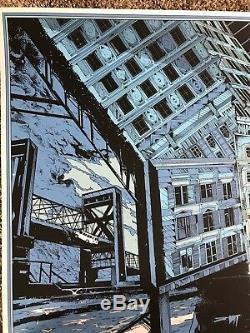 Kilian Eng Variante De Création Mondo Christopher Nolan Collection