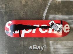La Vie N'est Pas Fairfax Og Slick Dissizit Street Art Shepard Fairey Obey Supreme Deck