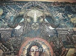 Labyrinthe De Pan Limitée Édition Écran Print Ise Ananphada Nt Mondo X / 425