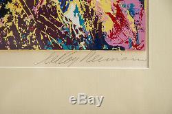 Leroy Neiman Bar À 21 Limitée Signée Peinture Art Toutes Les Offres Considered