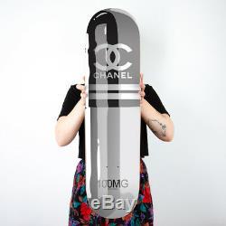 Ltd 50 S / N Pilule De Planche À Roulettes Chanel Par Denial No Ben Frost Supreme X LV