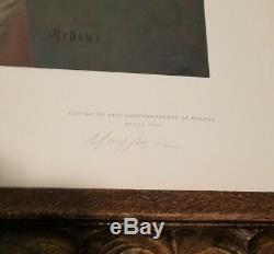 Mark Ryden Estampe Queen Bee Signée Numérotée 33x23 Pouces Avec Coa