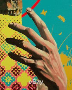 Michael Reeder Pourrir En Un Seul Tirage D'art Numéroté Et Signé