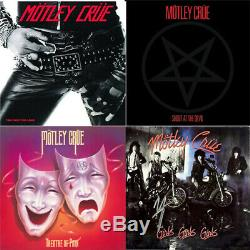 Motley Crue - The End (180g 6lp + 7cd + DVD + Livre + Tirages + Images), Eleven Se Box-set