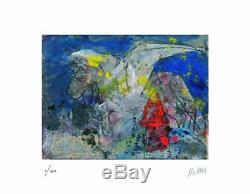 Musique Originale De Armin Mueller-stahl Pegasus Handsigniert Mit Zertifikat