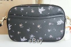 Nwt Coach 91126 Disney X Dalmate Imprimer Jes Croix-corps Sac Limited Edition 378 $