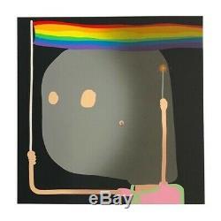 Oli Epp Pride Édition Imprimée Signée En Édition Limitée, Banksy, Hirst, Miller, Kaws