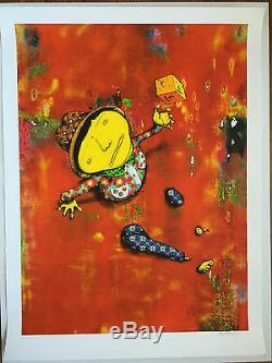 Os Gemeos Rencontres Ed. 99 Impression Art Du Graffiti Rue Brazilian Jumeaux Urbain