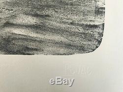 Pejac Scattercrow Signé Art Print / 80 Plat Stocké