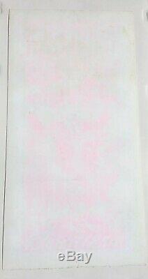 Phish Jim Pollock Hartford 30 Juin / 1 Er Juillet 2000 Ltd Ed 600 Run Print Print Poster
