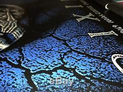 Pixies Limited Edition Signée Imprimer Sérigraphie Par Emek Portland Rare Le XX / 50