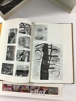 Sœur Mary Corita Kent Folio Boxed Complet Avec 34 Impressions