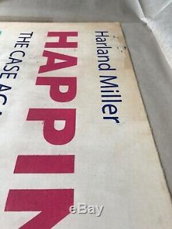 Sérigraphie Harland Miller Happiness + Banksy Kaws Hirst
