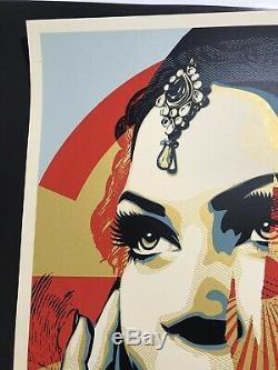 Shepard Fairey - Exceptions De Cible Signées - Affiche Obey - Obama Hope Kaws Banksy