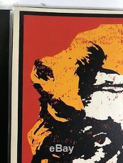 Shepard Fairey Marilyn Warhol Affiche Signée Obey Affiche Géante Andy Art Obama Hope