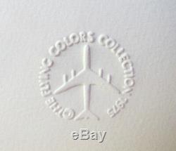 Sky Bird Calder Alexander 1974 Lithographie Originale Braniff Art Compagnies Aériennes