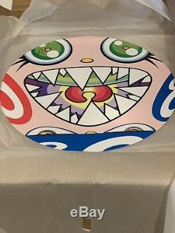 Takashi Murakami We Are The Place Du Clan Imprimer Signe À Plaisanterie Complexcon